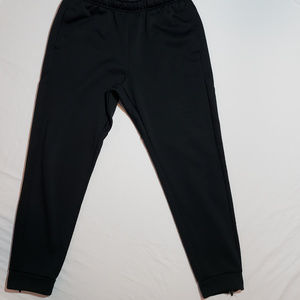 NIKE THERMA SPHERE JOGGERS PANTS CUFFED BLACK L